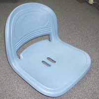 Chair Shell (Blow Molding)