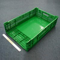 Collapsible Vegetable Crate Mold